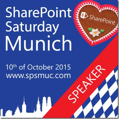 SPSMuc-speaker badge